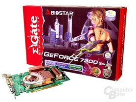 Biostar GeForce 7300 GT