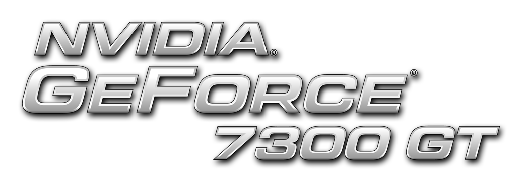 nVidia GeForce 7300 GT