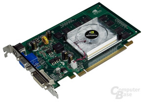 nVidia GeForce 7300 GT