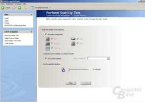 nTune Stability Test