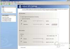 GPU-Settings