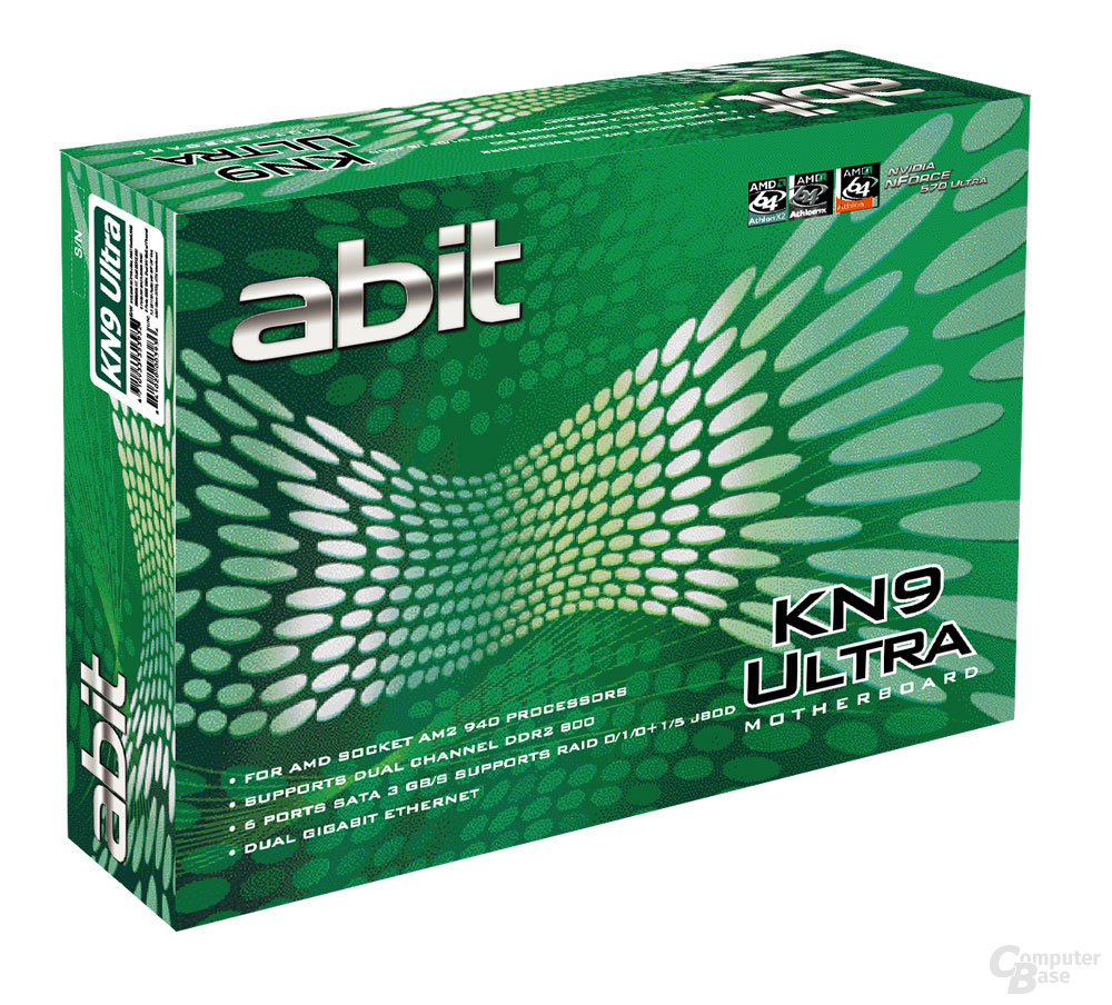 Abit KN9 Ultra Box