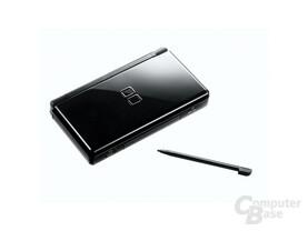 Nintendo DS Lite in Schwarz