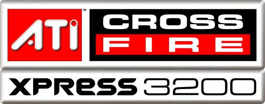ATI CrossFire Xpress 3200 Logo