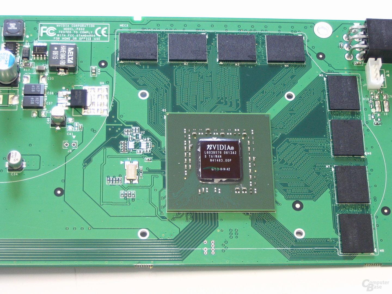GPU mit Speicher
