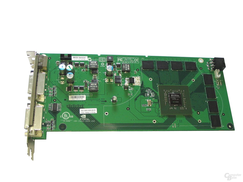 GeForce 7950 GX2 ohne Kuehler