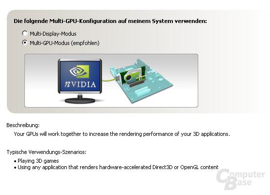 Dual-GPU-Modus