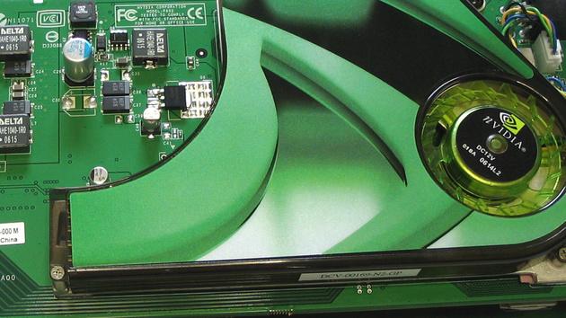 nVidia GeForce 7950 GX2 im Test: Mit brachialer Gewalt zurück an die Spitze