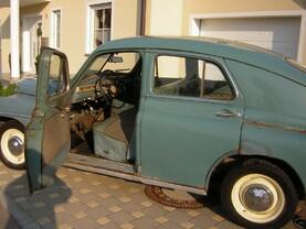 Auto von Papst Johannes Paul II