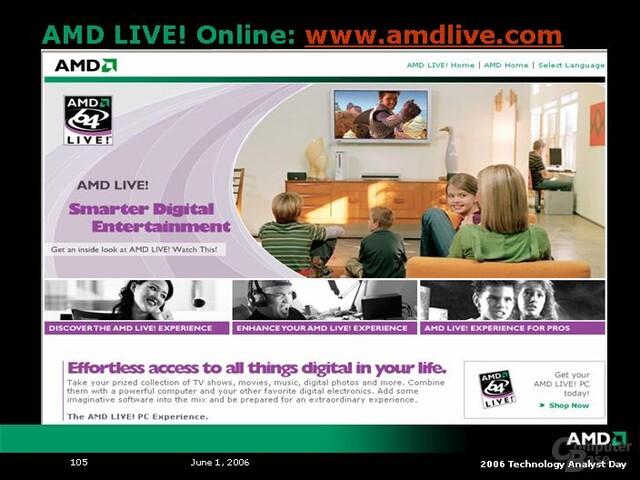 AMD Live!