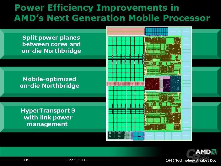 AMD Analyst Day: K8L-Architektur für Mobile