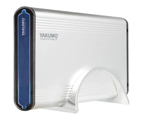 Yakumo externe Festplatte