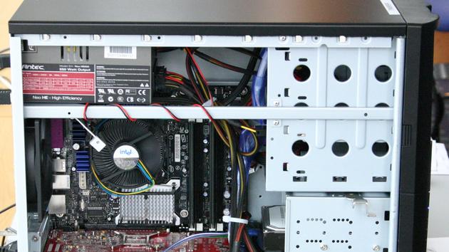 Intel Core 2 Duo E6700 im Vorabtest: Das Ende des Pentium
