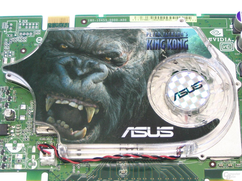 Asus EN7900GT TOP Kuehler