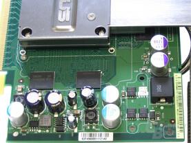Asus N7600GT Silent Spannungswandler