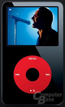 Apple U2 iPod Special Edition