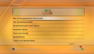 System-Update für Xbox 360