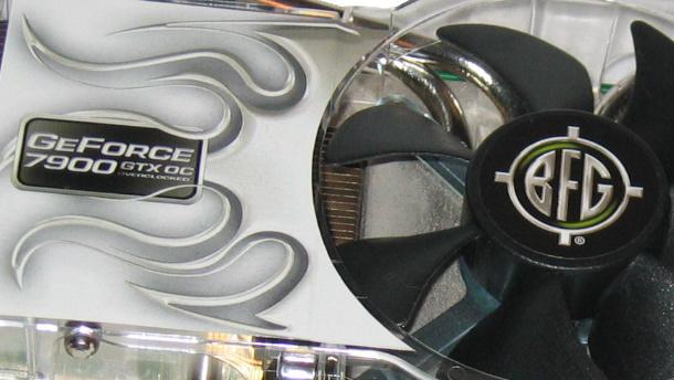 GeForce 7900 von XFX & BFG im Test: Zwei Top-Modelle, die noch gestern High-End waren