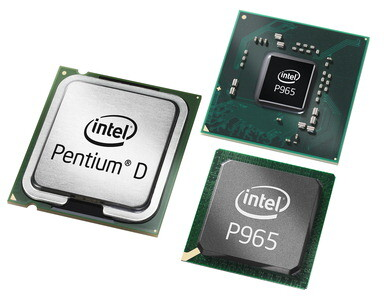 Intel P965 Express Chipsatz