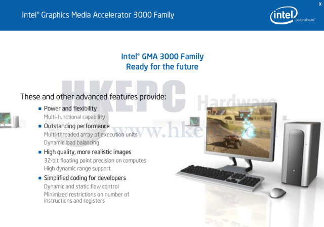 Intel Graphics Media Adapter 3000 - Quelle: http://www.hkepc.com