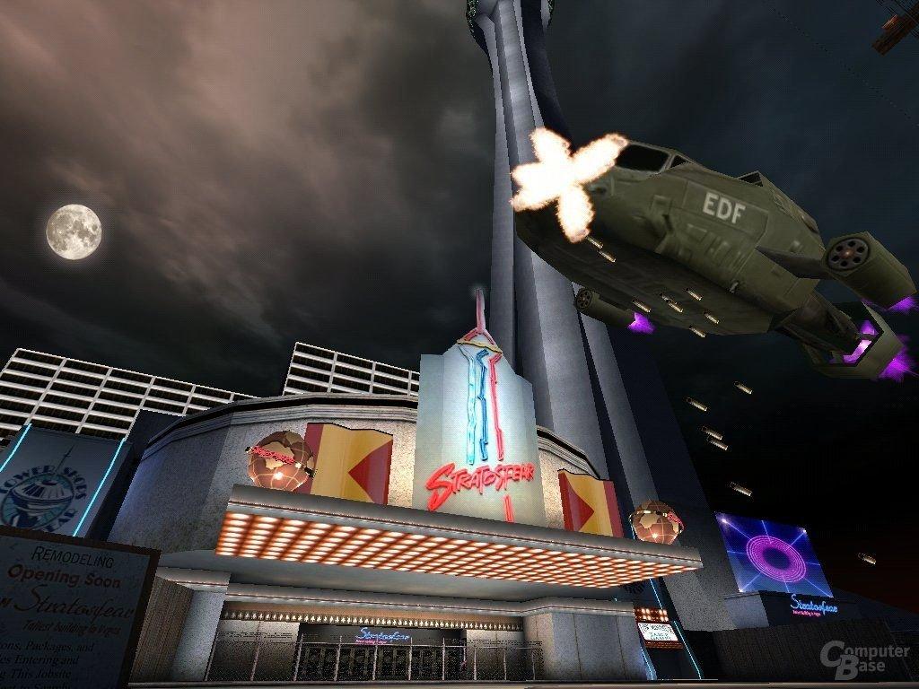 Duke Nukem Forever im Jahre 2001