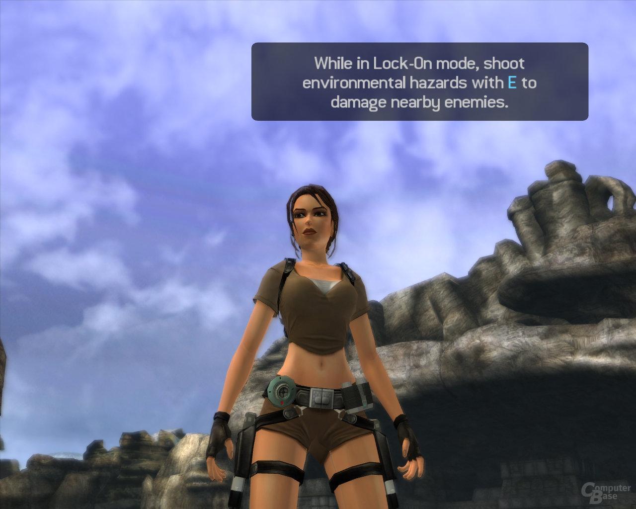 Bild aus der alten Demo mit einer GeForce 6600 und maximalen Settings bei 1280 x 1024