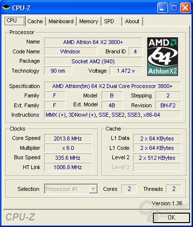 Asus Crosshair CPU-Z CPU max