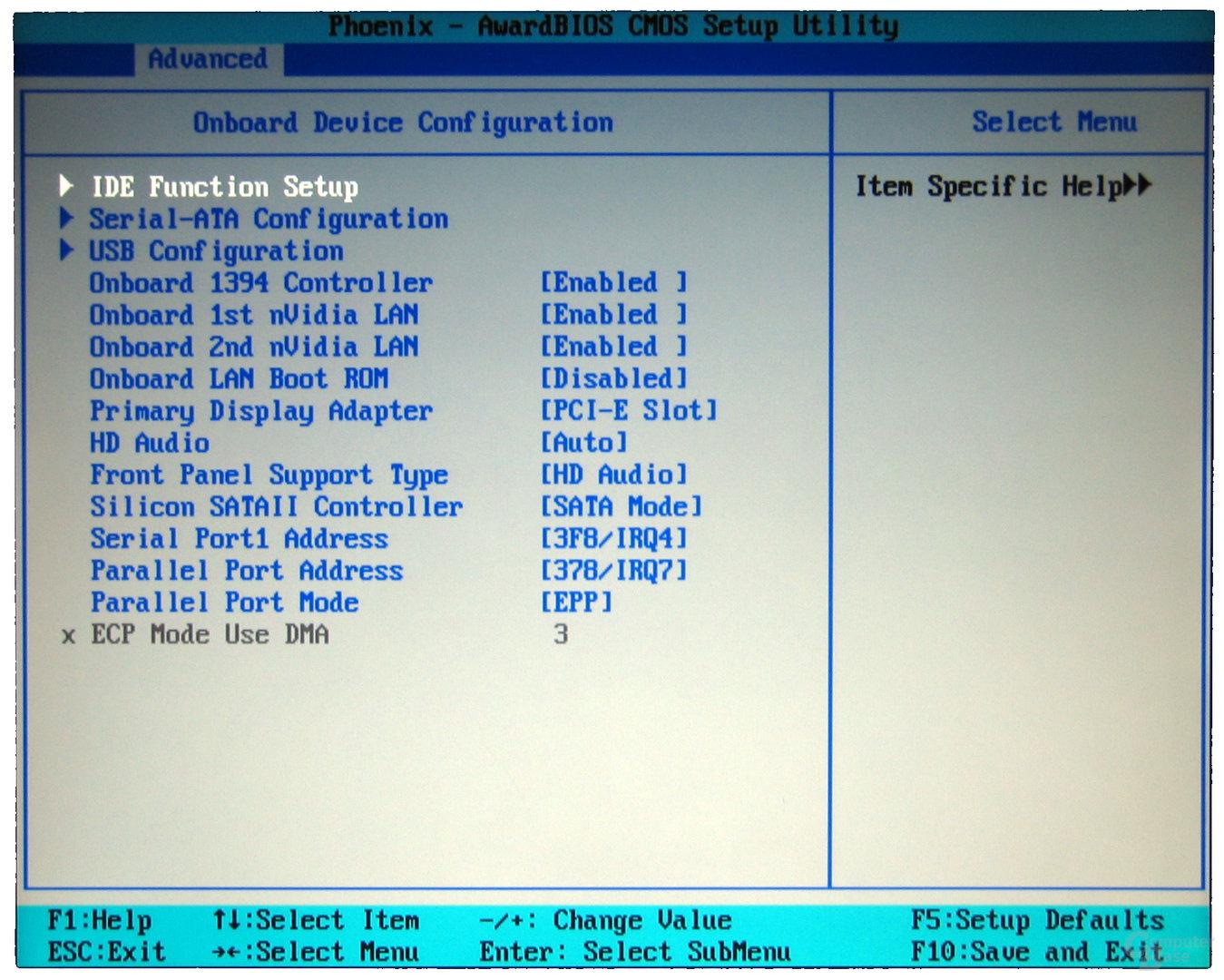 Asus M2N32-SLI Deluxe BIOS