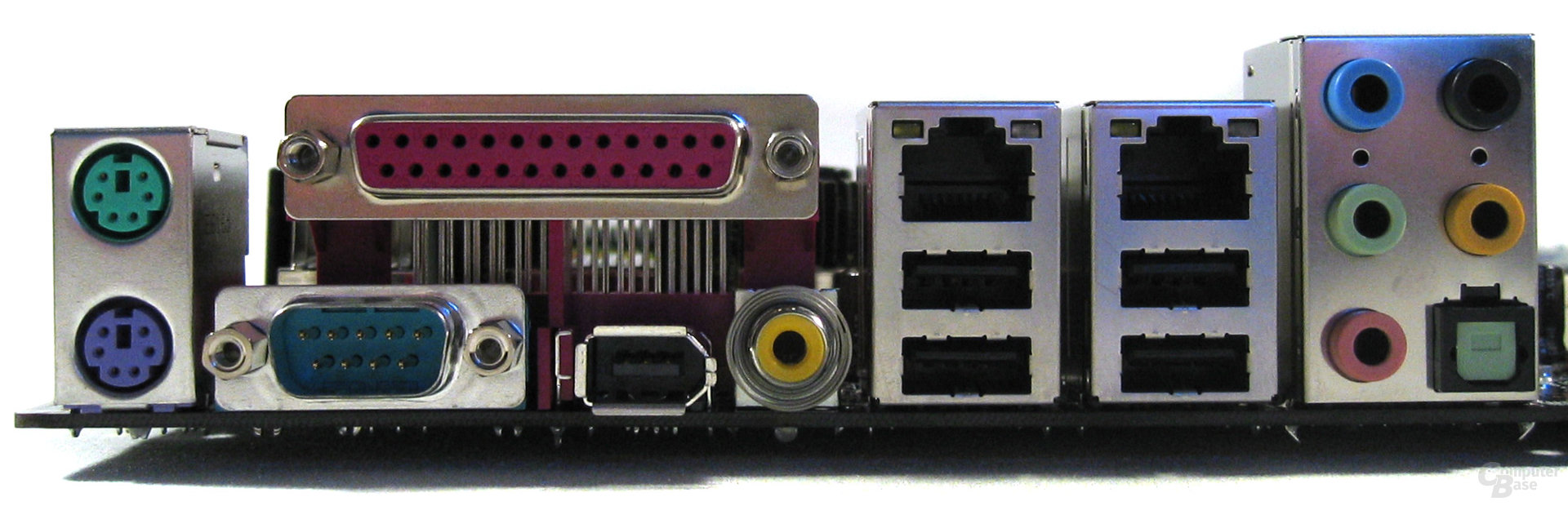 MSI K9N SLI Platinum ATX-Blende