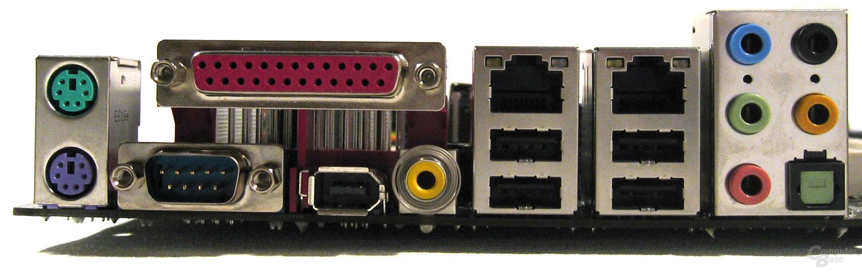MSI K9A Platinum ATX-Blende
