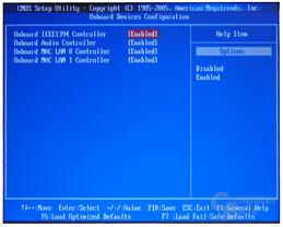 MSI K9N SLI Platinum BIOS