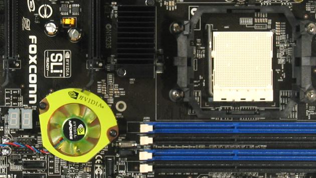 Fünf Mainboards mit Sockel AM2 im Test: Asus, Foxconn und MSI müssen sich beweisen