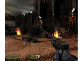 Quake 4 - R580