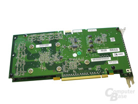 Gigabyte GeForce 7950 GX2 Rueckseite