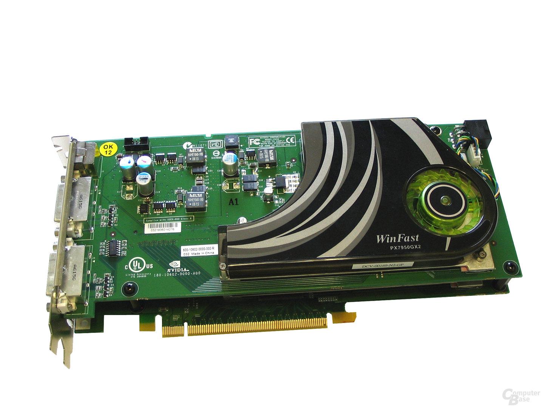 LEadtek WinFast PX7950 GX2 TDH
