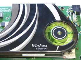 Leadek WinFast PX7950 GX2 Luefter