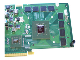 XFX GPU und PCIe-Switch