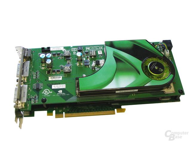 XFX GeForce 7950 GX2 M570 XXX