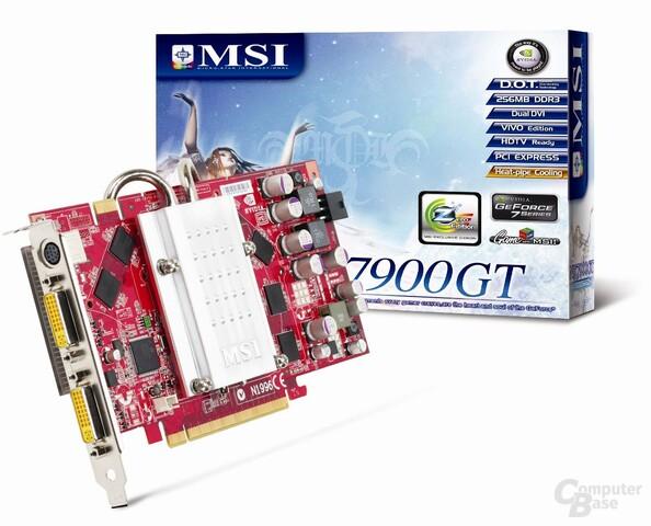 MSI NX7900GT-VT2D256EZ