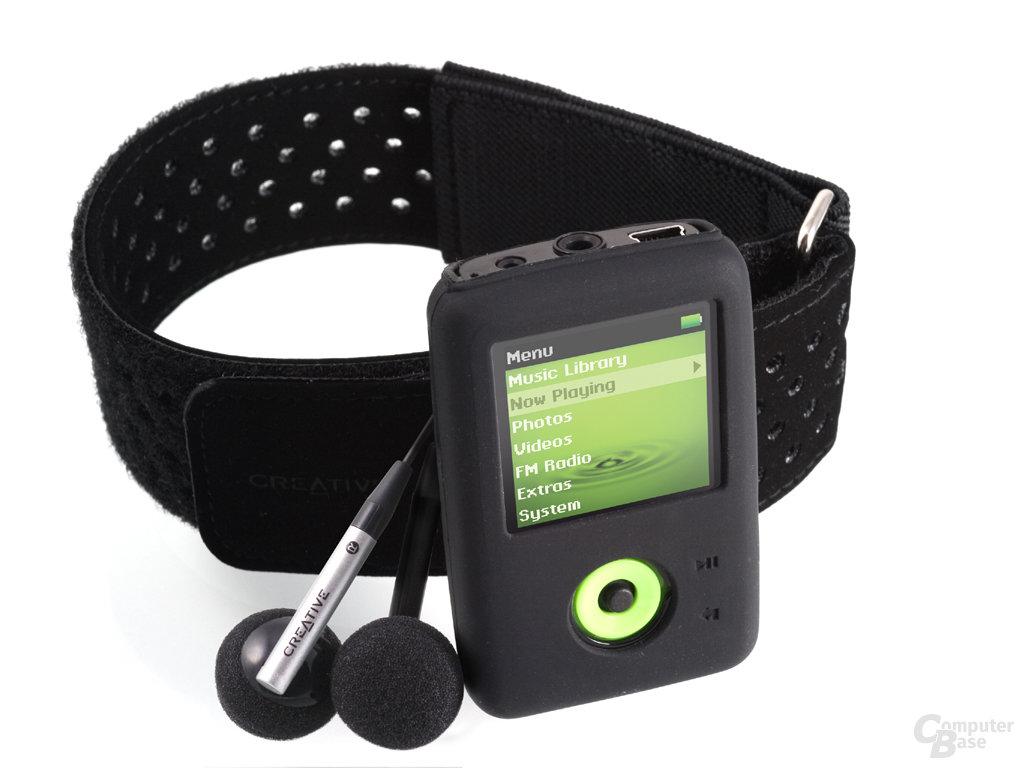 Creative Zen V Plus - Armband