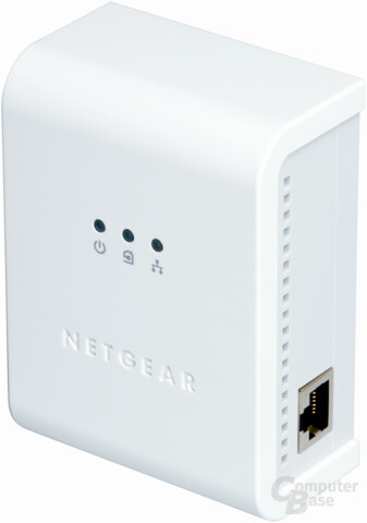 Netgear HD Powerline Adapter HDX101 mit 200 Mbit/s