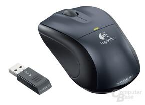 V450 Laser Cordless Mouse for Notebooks