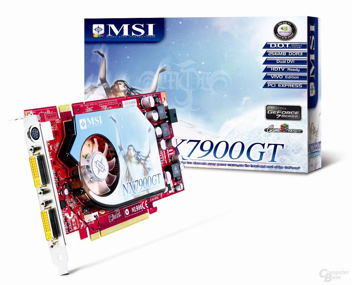 MSI NX7900GT-VT2D256E-HD