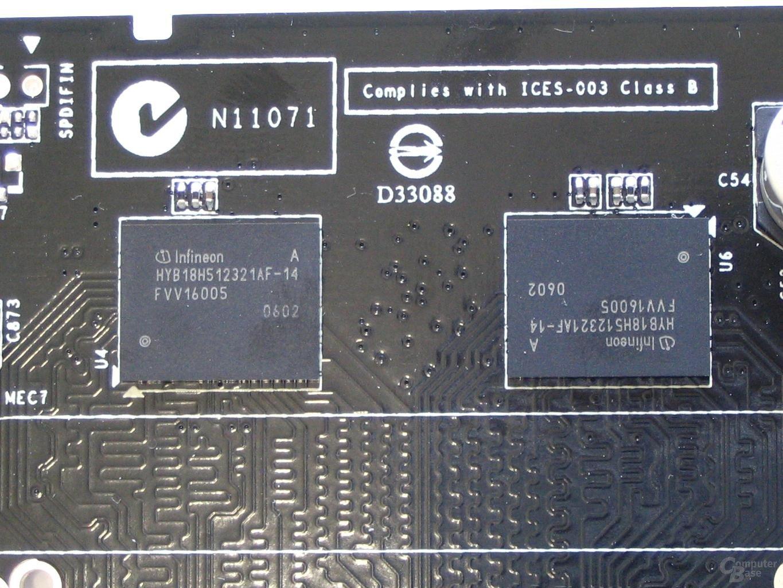 Infineon-Speicher