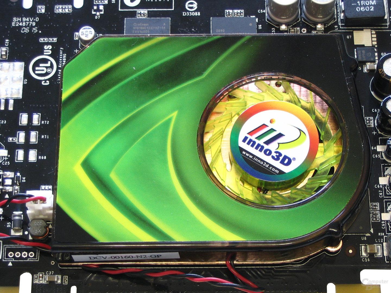 Inno3D GeForce 7600 GST Kuehler