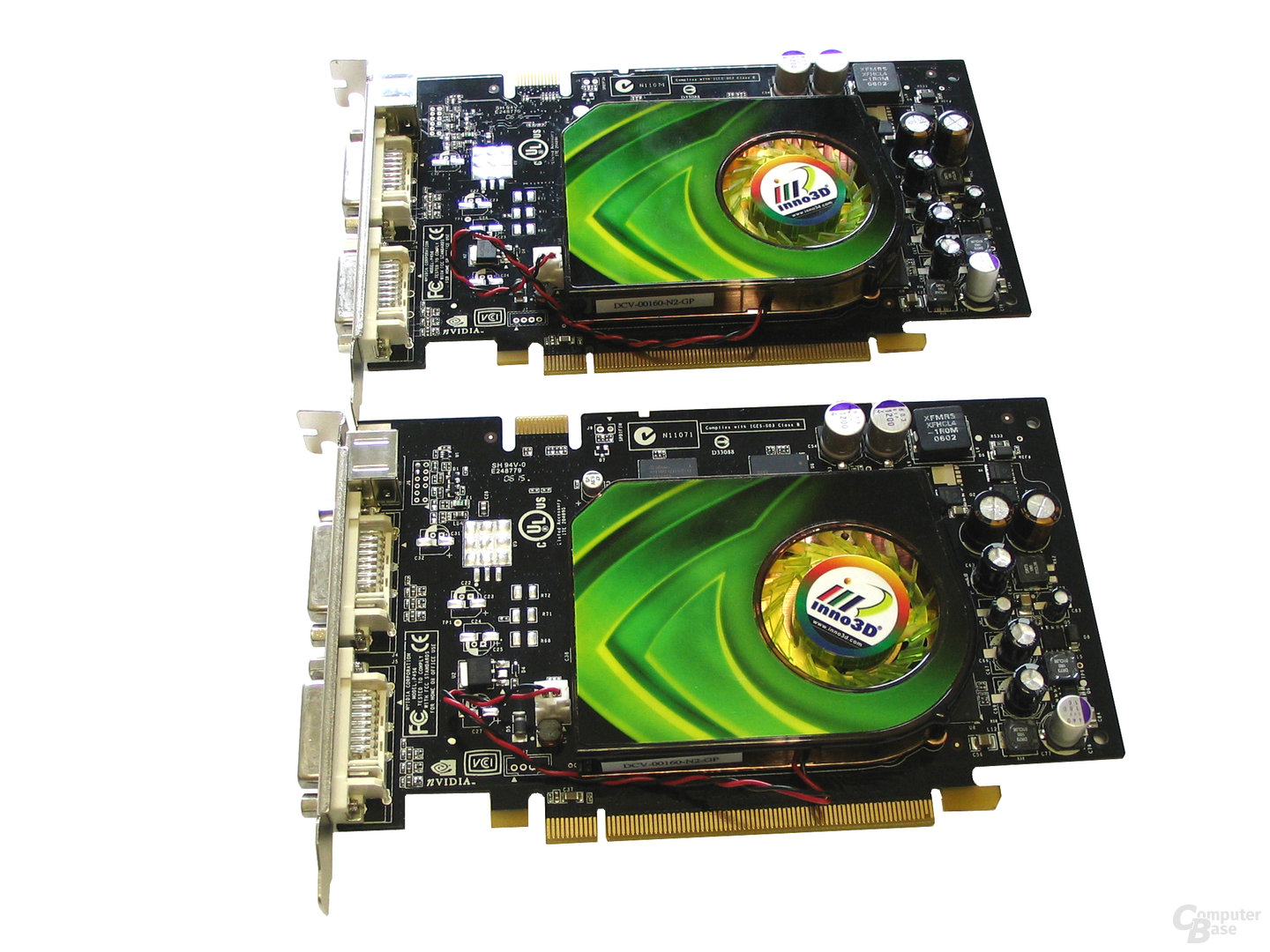 Inno3D GeForce 7600 GST SLI