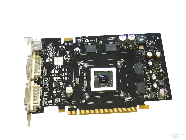 Inno3D GeForce 7600 GST ohne Kuehlkoerper