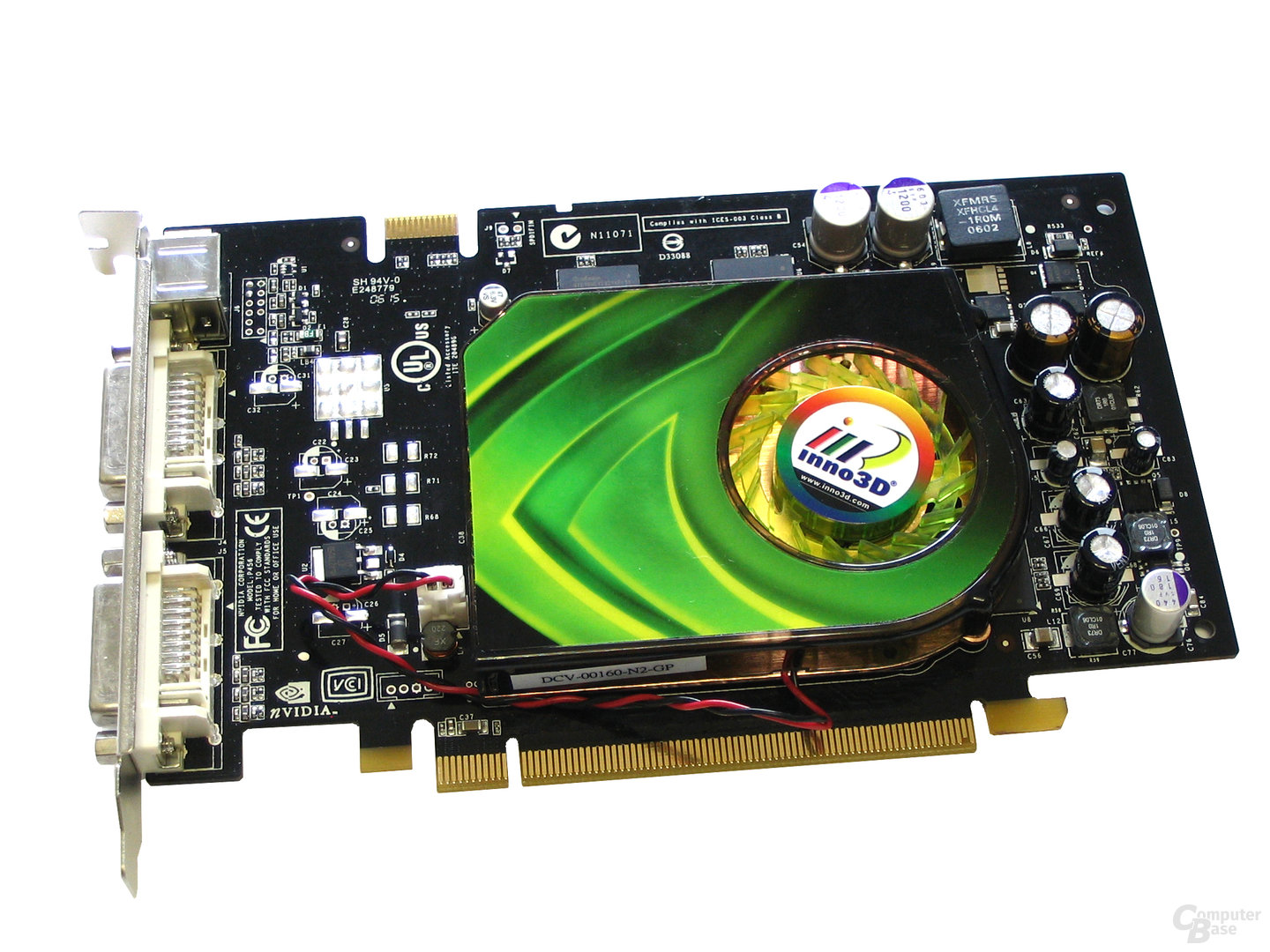 Inno3D GeForce 7600 GST