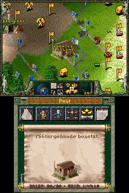 Die Siedler für Nintendo DS