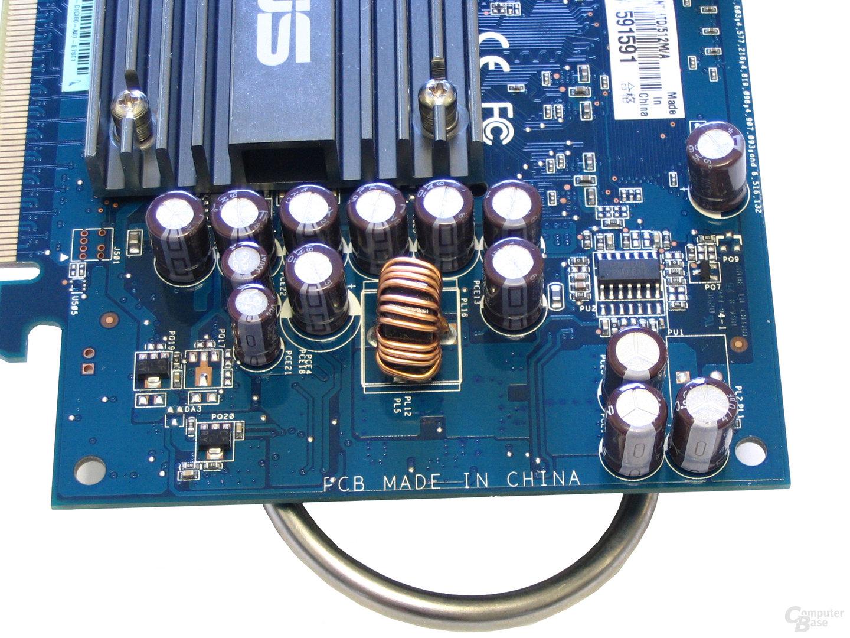 EN7600GS TOP Silent Heatpipe